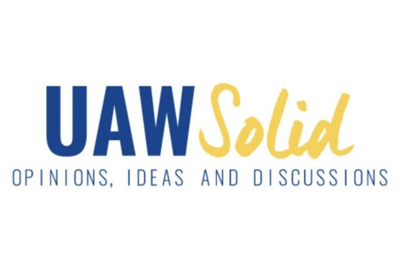 UAW Solid Blog